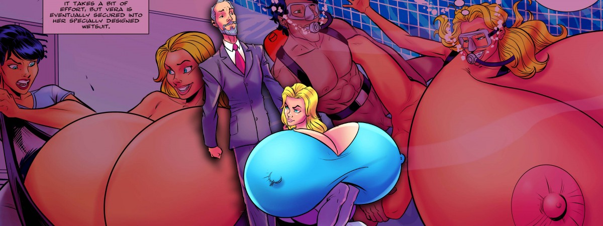 Massive part 5 The Breast Expansion Story Club