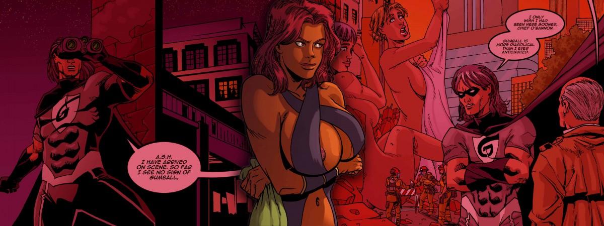 Greyman Comics part 2 adult gallery Giantess Club
